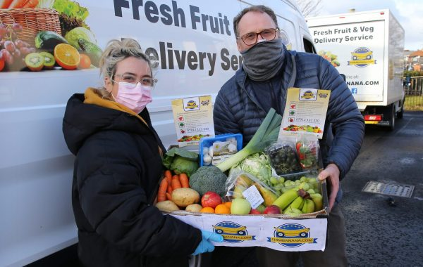 Glasgow fruit and veg delivery